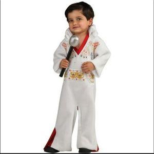 New Rubies Costumes Elvis 3T 4T